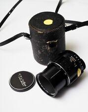 Asahi Pentax S-M-C Macro Takumar 50mm f/4 Lens Sony A7 NEX m4/3 Canon adaptable