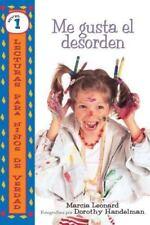 Me Gusta El Desorden/I Like Mess (Lecturas Para Ninos De Verdad - Nivel 1/Real K