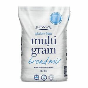 Gluten Free Multi Grain Bread Mix 5kg