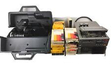 Sony Sl-2000 Betamax Player/Recorder|Tuner Timer Unit Tt-2000|Hvc-2200 Video Cam