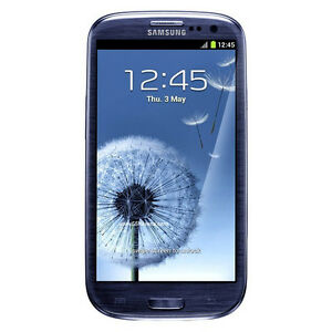 Samsung Galaxy S III SCH-S968C - 16GB - Pebble Blue (Straight Talk) Smartphone