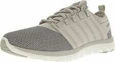 K Swiss ACE TRAINER CMF TUBES Mens TRAINING Shoes size 8 NEW GREY MEMORY FOAM