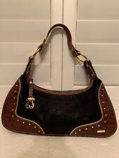 Vintage Tous Handbag (Real Leather And Crocodile Skin)