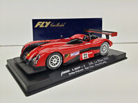 Slot Car Scalextric Fly 88045 Panoz LPM-1 Nº 22 - 24H. Le Mans 2002 A 224