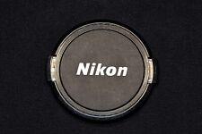 Genuine Nikon Classic 62mm Front Lens Cap Great Condition