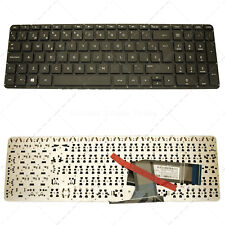 Teclado Español para HP Pavilion 15-P Black (Without Frame, Without Foil)