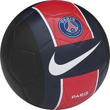 Nike Paris Saint Germain ( Psg ) Pitch Se 2015-2016 Soccer Ball New Navy Size 5