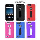 ZTE Blade Z Max Case, ZTE Sequoia Z982 Case, Heavy Duty Rugged Hard Cover Case