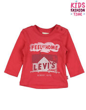 Levi'S T-Shirt Top Size 3M Coated Front