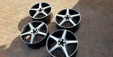 20-inch AMG ORIGINAL MERCEDES ML,R-Class AMG Set of Four ALLOY WHEELS WITHOTYRES