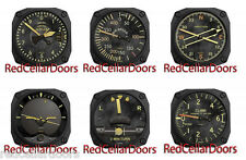 New TRINTEC Set of 6 Aviation Fridge Magnets WWII Vintage Look Collectible Set