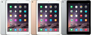 Apple iPad Air  / Air 2 16GB 32GB WiFi / 4G Cellular UK GRADE mix