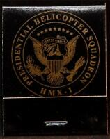 Marine One HMX 1 Matchbook Presidential White House Airlift POTUS Bill Clinton