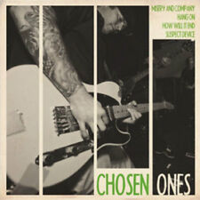 """Chosen Ones - Misery And Company 7"""" CLASH BLOOD FOR BLOOD AGNOSTIC FRONT"""