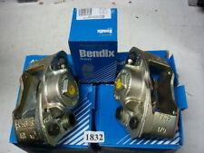 Opel Ascona C Kadett E kit etrier et plaquettes de frein Bendix 691755B 691756B