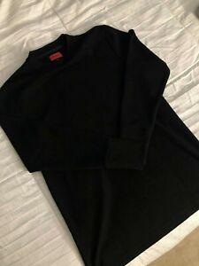 Killion Crewneck Sweatshirt size Medium Black Long Sleeve