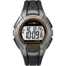 Timex TW5K93700, Men's 10-Lap Ironman Resin Watch, Indiglo, Alarm, TW5K937009J