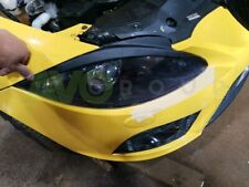 SEAT LEON 2 eyebrows headlight brows tuning trims ABS PLASTIC MK2