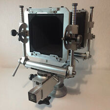 M.P.P. 5X4 MONORAIL CAMERA + Wooden Case  'EXCELLENT'