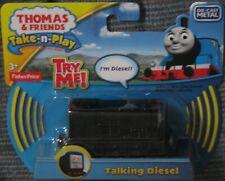 NEW Thomas & Friends Take N Play Talking DIESEL diecast metal Free Ship !