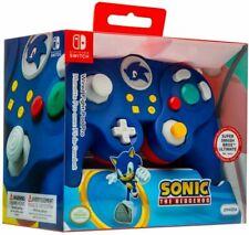 Nintendo Switch PdP controller Sonic The Hedgehog  Super Smash Bros BRAND NEW !