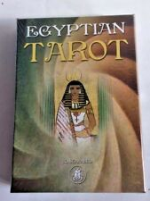 EGYPTIAN TAROT CARDS INSPIRATIONAL SPIRITUAL WISDOM GAME BY SILVANA Cat ResQ