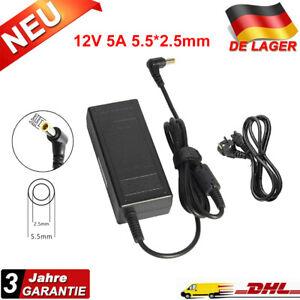 AC / DC Adapter Netzteil für iMAX EC6 B5 B6 LiPo Balance Ladegerät 12 Volt 5 Amp