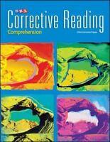 Corrective Reading Comprehension Level B2, Workbook [CORRECTIVE READING DECODING