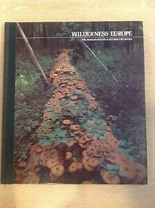Time Life - Wilderness Europe by Douglas Botting (hardback book)