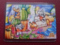 1 Puzzle - Ist die Katze aus dem Haus - 2002 - in Hüllen - 705 100 - mit BPZ