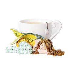 Amy Brown Fairy Figurine Chamomile Faery Tea Cup Fairy