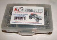 REDCAT RACING EVEREST GEN 7 PRO/SPORT RC SCREWZ STAINLESS STEEL SCREW SET RCR064