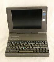 Ascentia 910N Vtg Laptop Intel DX2/50 -No Power Supply -Parts or Repair Only