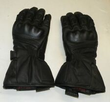 Rev IT Zoom Motorcycle Gloves Black Small FGW027
