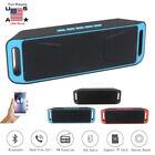 Wireless Bluetooth Speaker Waterproof Outdoor Stereo Bass USB/TF/FM Radio LOUD
