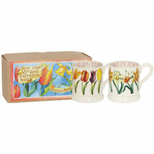 Earthenware Floral Contemporary Mugs