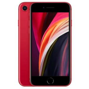 "APPLE IPHONE SE (2020) 128GB DISPLAY 4,7"" DUAL SIM 4G/LTE iOS 13 (PRODUCT) RED"