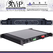 ART SLA-2 200W Power Amplifier Studio Linear Amp Live Sound, PA / DJ Systems NEW