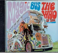 CD - THE WHO - Magic bus