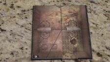 Gears of War Double Sided Map Tile 5A & 5B for Board Game VGUC