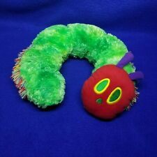 Eric Carle The Very Hungry Caterpillar Green Plush Infant Head Support Pillow
