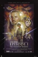 Star Wars Poster Episode 1 The Phantom Menace - Filmplakat Hochformt 61x91,5 cm