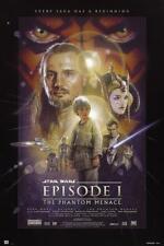 Star Wars Poster Episode 1 The Phantom Menace - Filmplakat Hochformt 61x91,5 cm
