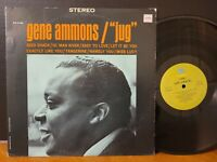 GENE AMMONS - JUG Prestige Vinyl LP Ray Barretto Doug Watkins Hard Bop VG+