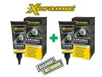 Kit Additivo Antiattrito Cambio Manuale Auto Benzina Diesel - XERAMIC 2pz