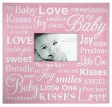 Scrapbook Baby Photo Album 12x12 Inch Pink Girl Memory Kids Story Family Gift