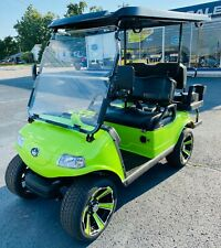 New listing 2022 EVOLUTION CLASSIC 4 PRO GOLF CART WITH 48V110AH LITHIUM BATTERY