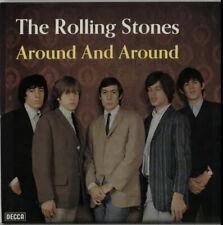 Rolling Stones Around And Around - red Decca label GER vinyl LP album record