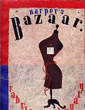Harper's Bazaar February 1936 Brodovich Munkacsi Cocteau Huene Schiaparelli