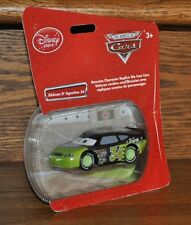 Disney Store Cars Exclusive Dirkson D' Agostino #34  Die Cast  Bubble pack NEW